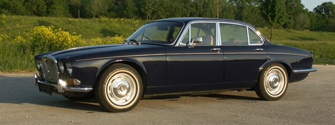 Jaguar XJ Serie 1 Daimler Sovereign